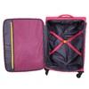 Růžový kufr na kolečkách american-tourister, růžová, 969-5173 - 15