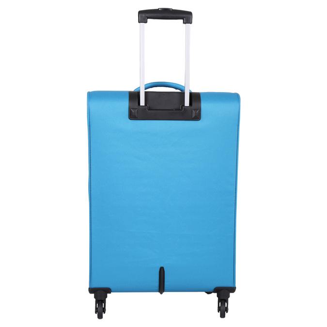 Tyrkysový cestovní kufr american-tourister, modrá, 969-7172 - 26