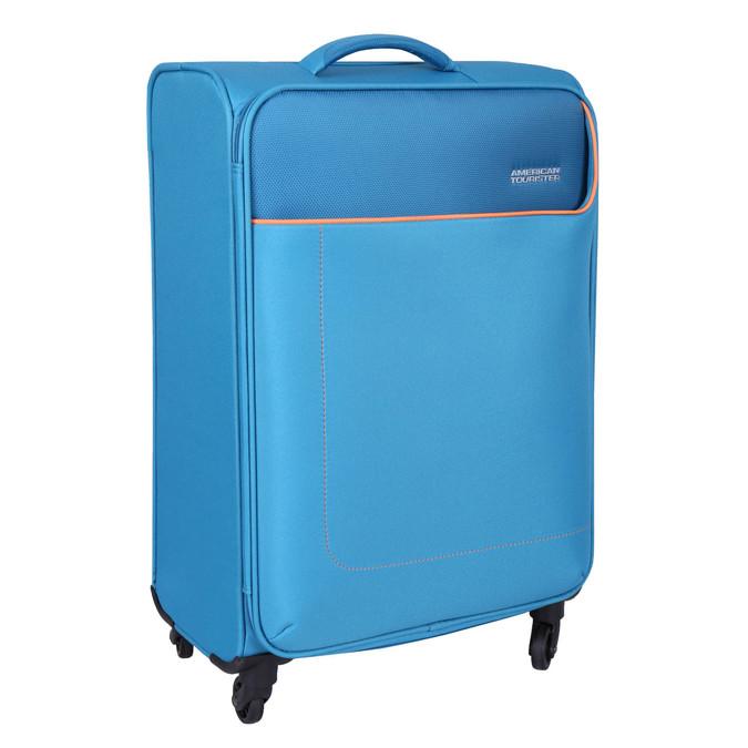Tyrkysový cestovní kufr american-tourister, modrá, 969-7172 - 13