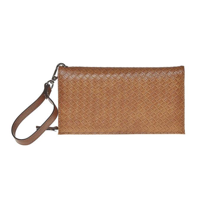 Dámská peněženka s poutkem bata, hnědá, 941-3148 - 26