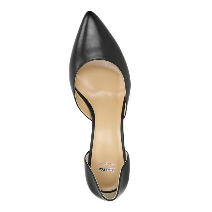 Lodičky na jehlovém podpatku bata, černá, 624-6631 - 19