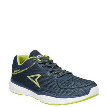 Sportovní tenisky se vzorem power, modrá, 809-9155 - 13