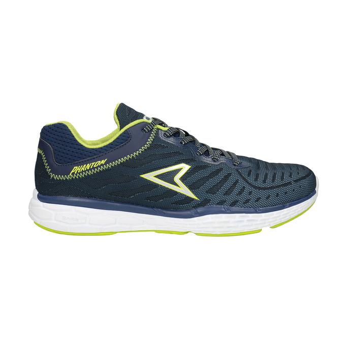 Sportovní tenisky se vzorem power, modrá, 809-9155 - 15