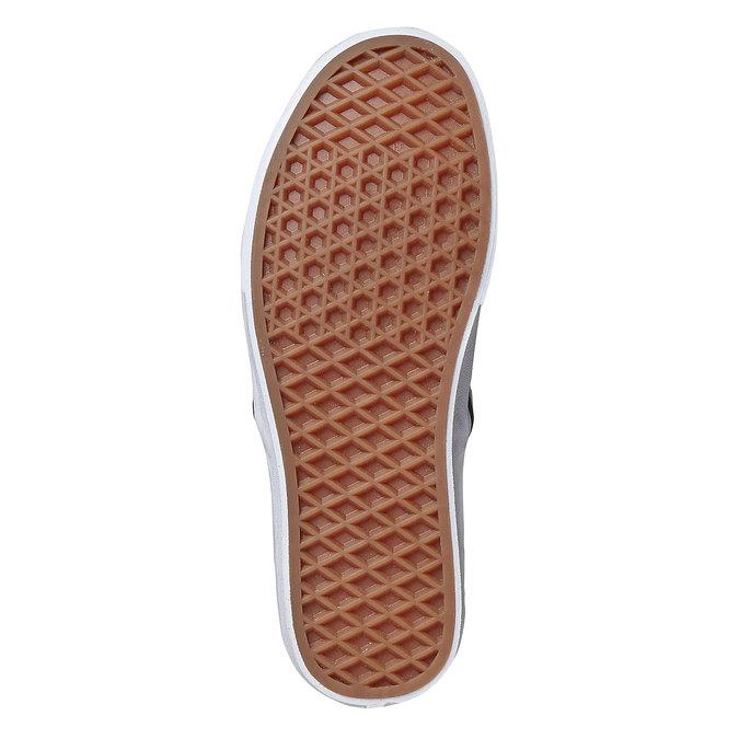 Dámská Slip-on obuv se vzorem vans, černá, 589-6288 - 26