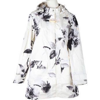 Dámská bunda do deště joules, bílá, 979-1013 - 13