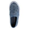 Dětská obuv ve stylu Slip-on north-star, modrá, 229-9193 - 19