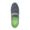 Dětské Slip-on boty north-star-junior, modrá, 419-9612 - 19