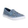 Dětská obuv ve stylu Slip-on north-star, modrá, 229-9193 - 13