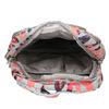 Batoh s barevným vzorem roxy, šedá, 969-2071 - 15