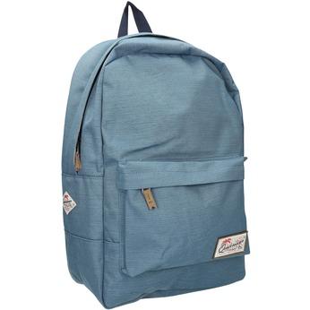 Tyrkysový batoh quiksilver, modrá, 969-9041 - 13