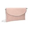 Růžové psaníčko bata, růžová, 961-5708 - 13