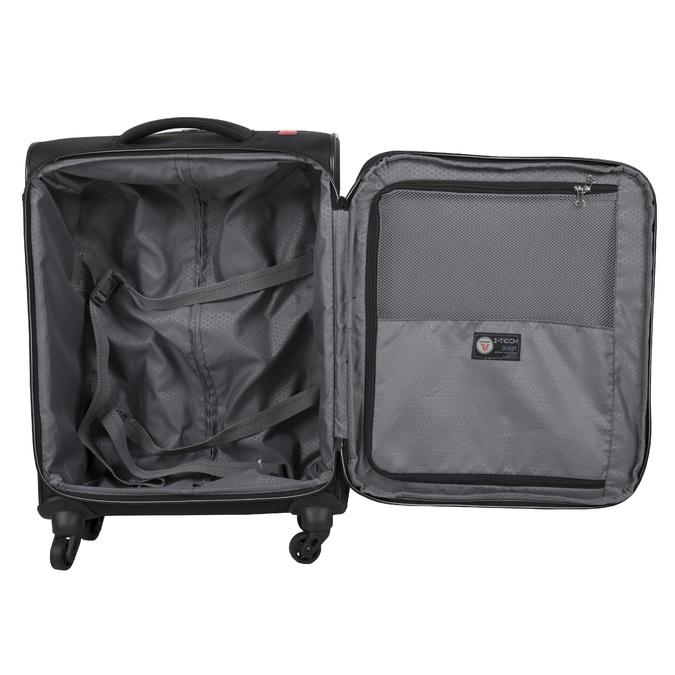 Cestovní kufr na kolečkách roncato, černá, 969-6638 - 15