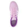 Dívčí fialové tenisky adidas, fialová, 489-9119 - 19