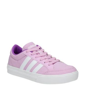 Dívčí fialové tenisky adidas, fialová, 389-9119 - 13