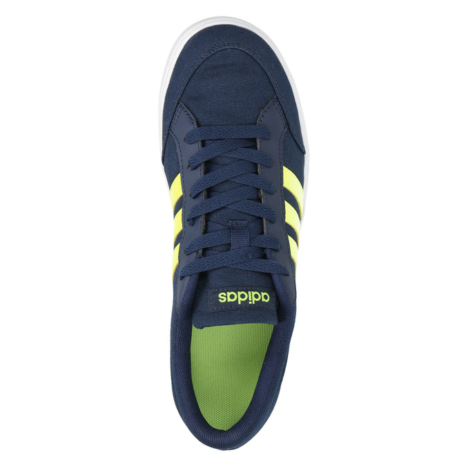 Chlapecké modré tenisky adidas, modrá, 489-8119 - 19