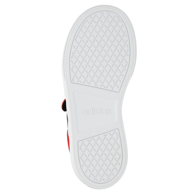 Červené tenisky na suché zipy adidas, červená, 189-5119 - 26