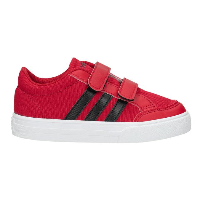 Červené tenisky na suché zipy adidas, červená, 189-5119 - 15