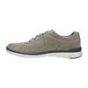 Ležérní kožené tenisky bata, šedá, 843-2627 - 26