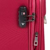 Cestovní kufr na kolečkách roncato, červená, 969-5644 - 17