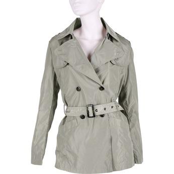 Dámská bunda v trenčkot střihu bata, béžová, 979-8205 - 13