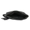 Černá kožená Crossbody kabelka fredsbruder, černá, 964-6037 - 15