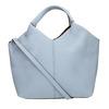 Modrá dámská kabelka bata, modrá, 961-9704 - 19