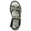 Sandály na suché zipy dětské mini-b, zelená, 461-7605 - 19