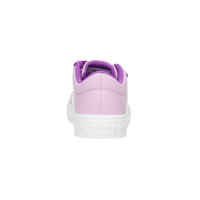 Fialové dětské tenisky adidas, fialová, 189-9119 - 17