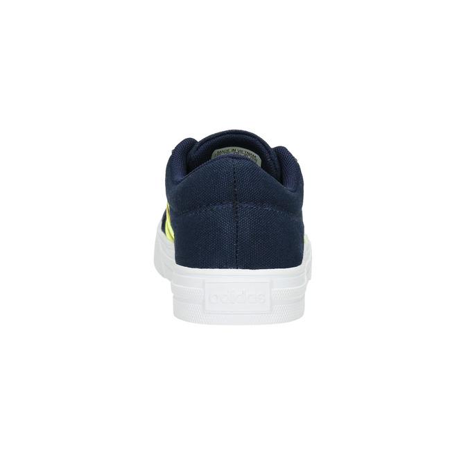 Modré dětské tenisky adidas, modrá, 389-8119 - 17