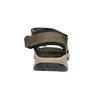 Pánské kožené sandály weinbrenner, hnědá, 866-3630 - 17
