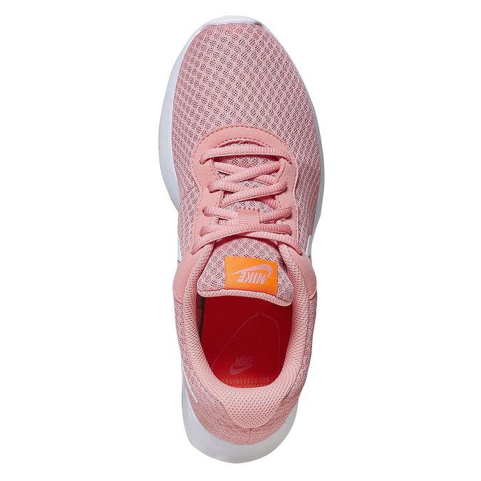 Růžové dámské tenisky nike, růžová, 509-3557 - 19