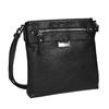 Černá Crossbody kabelka gabor-bags, černá, 961-6081 - 13