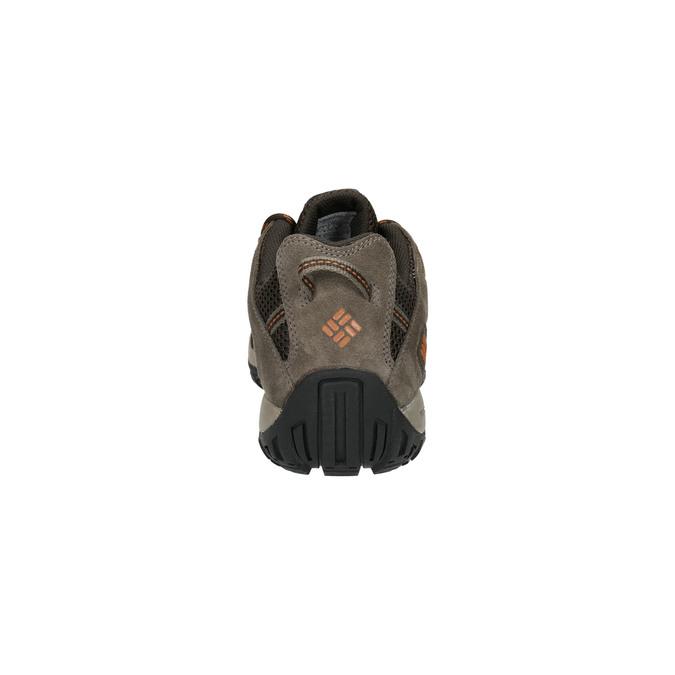 pánská sportovní obuv columbia, hnědá, 843-4009 - 17