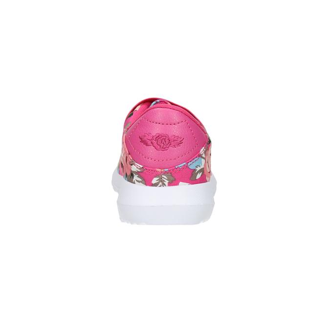 Barevné dětské tenisky lelli-kelly, růžová, 329-5013 - 17