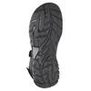 Kožené pánské sandály weinbrenner, černá, 866-6630 - 26