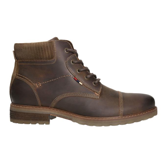 Pánská zimní obuv bata, hnědá, 894-4644 - 15