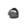 Pánské kožené nazouváky černé bata, 2021-864-6601 - 17
