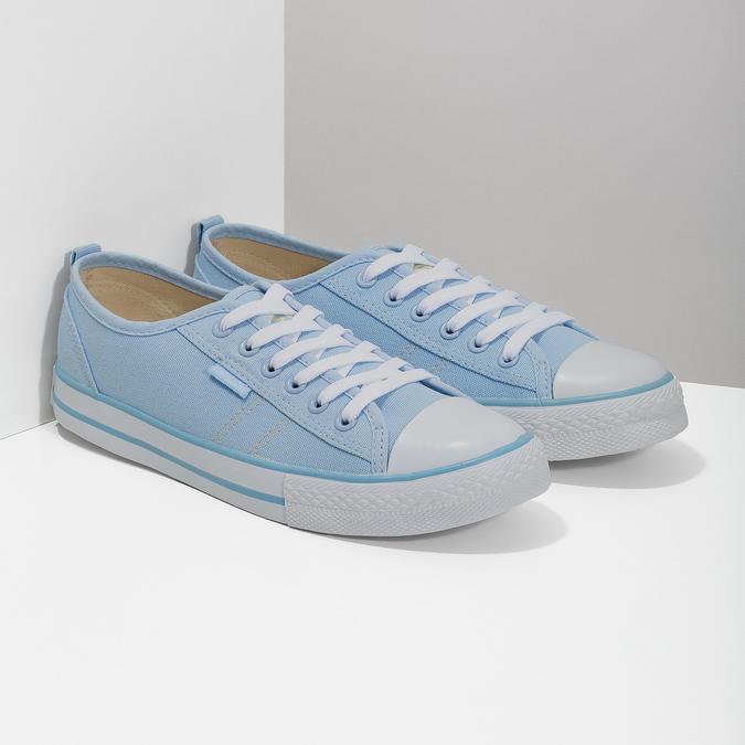 Dámské modré tenisky north-star, modrá, 589-9443 - 26