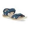 Kožené sandály v Outdoor stylu weinbrenner, modrá, 566-9608 - 13