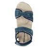 Kožené sandály v Outdoor stylu weinbrenner, modrá, 566-9608 - 17