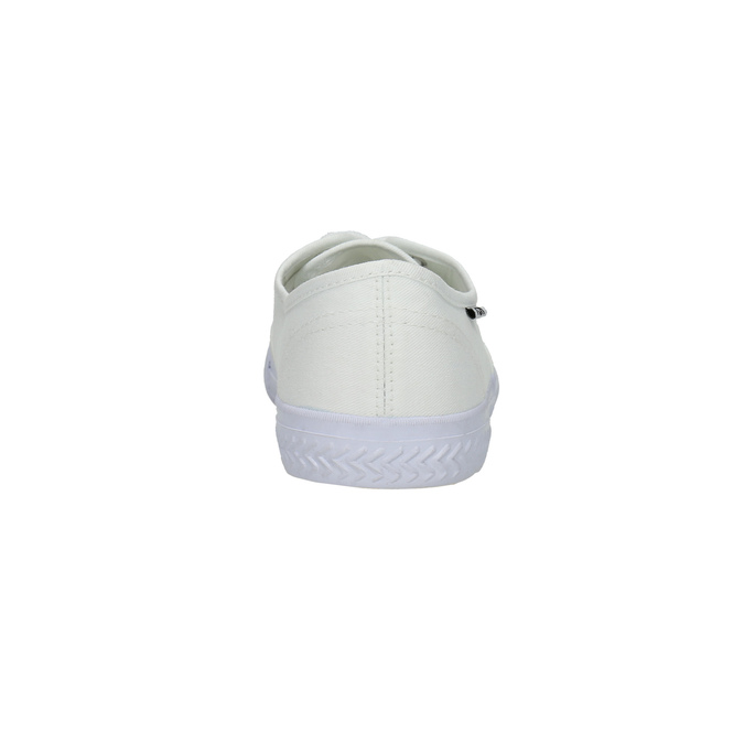 Bílé ležérní tenisky tomy-takkies, bílá, 889-1227 - 17