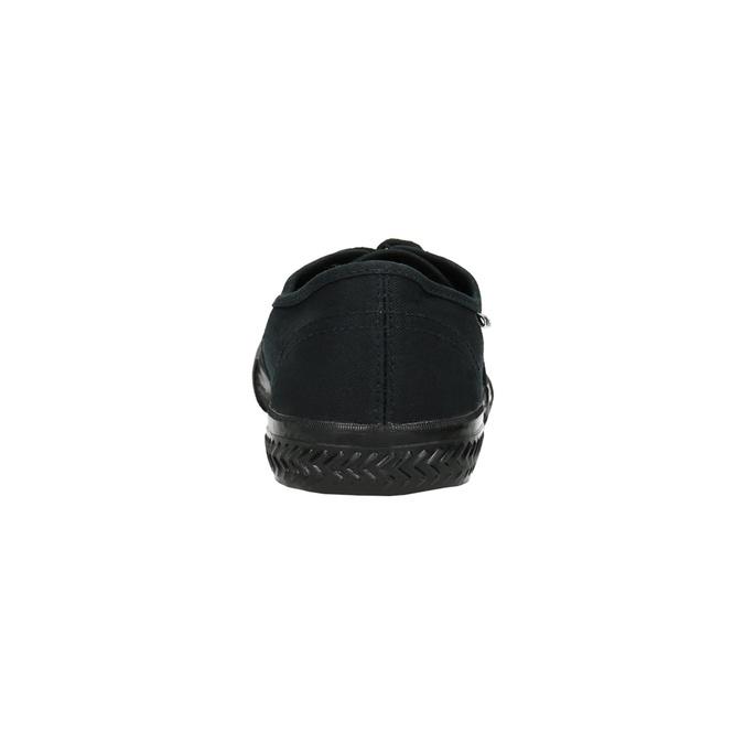 Černé pánské tenisky tomy-takkies, černá, 889-6227 - 17