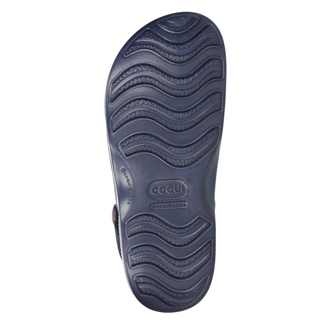 Pánské sandály modré coqui, modrá, 872-9616 - 19