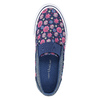 Dívčí obuv ve stylu Slip-on mini-b, modrá, 329-9611 - 19