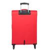 Červený cestovní kufr na kolečkách american-tourister, červená, 969-5172 - 26