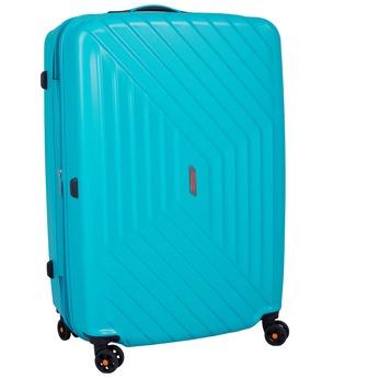 Tyrkysový cestovní kufr american-tourister, tyrkysová, modrá, 960-9607 - 13