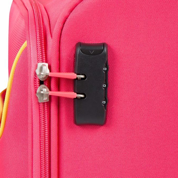 Růžový cestovní kufr american-tourister, 969-0171 - 15