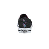 Dámská Slip-on obuv s barevným lemem north-star, černá, 589-6440 - 17