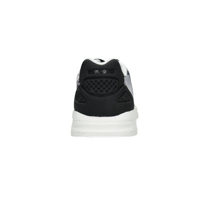 Dámské tenisky se vzorem le-coq-sportif, černá, 509-1111 - 17
