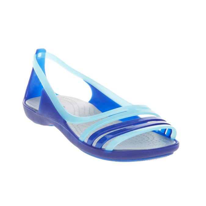 Dámské sandály crocs, modrá, 571-9014 - 13